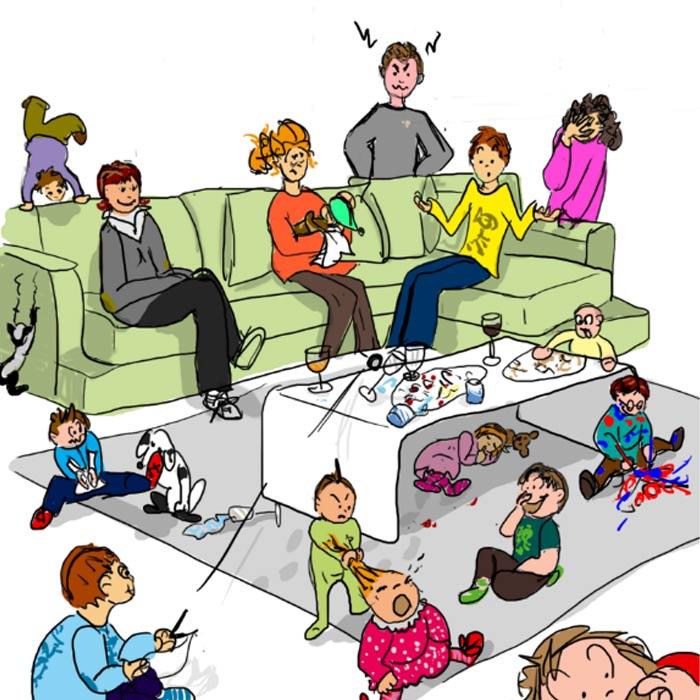 Thérapie parentalité